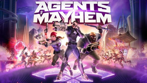Agents of Mayhem is Releasing Tomorrow