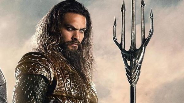 Jason Momoa Justice League Aquaman Featurette