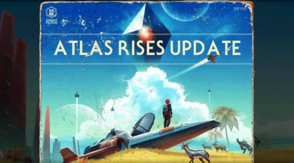 No Mans Sky Atlas Rises Update 1.3