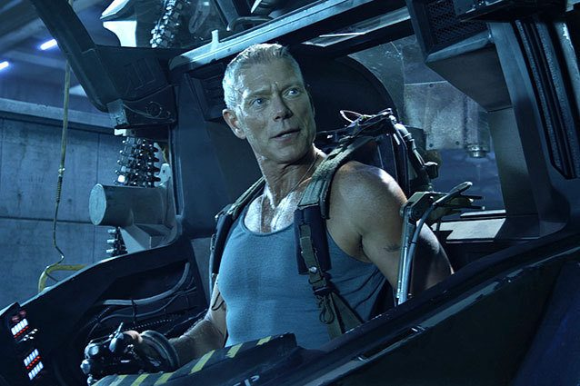 "Avatar 2 is ""Avatar on steroids"" according to Stephen Lang"