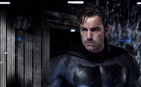 """Zack Snyder thanks Ben Affleck for blessing Batman """"with that f*cking glorious chin"""""""