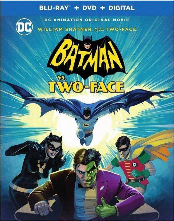 Batman vs Dos Caras (2017) [DVDRip] [Latino] [1 Link] [MEGA]