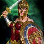 Iron Studios' Prime Scale Wonder Woman statue unveiled