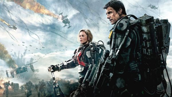 Tom Cruise's space-shot movie gets 'Edge of Tomorrow' director Doug Liman