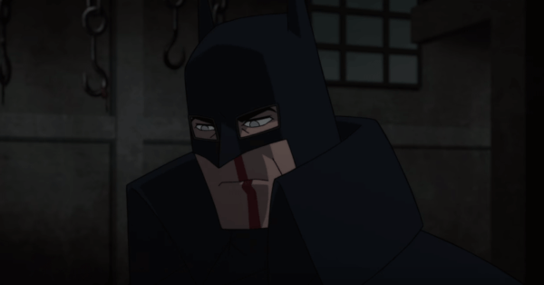 First Look at Batman: Gotham by Gaslight Animated Movie