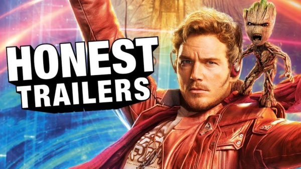 Honest Trailers Skewers Guardians of the Galaxy Vol. 2