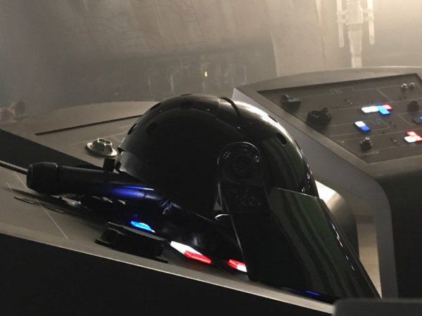 Is RON HOWARD Teasing the DEATH STAR for STAR WARS: HAN SOLO?