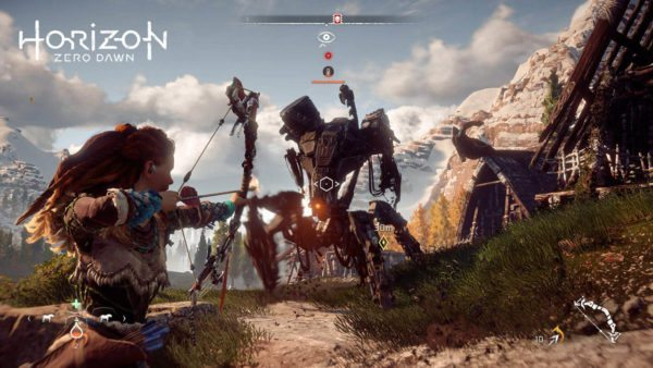 New Horizon Zero Dawn Patch Adds Easier Difficulty Setting