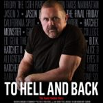 Poster and trailer for documentary To Hell and Back: The Kane Hodder Story
