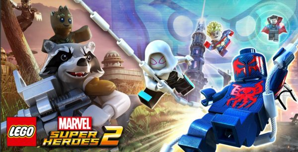 Video Game Review - LEGO Marvel Super Heroes 2 | Flickering Myth