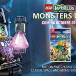 Monsters DLC Pack announced for LEGO Worlds