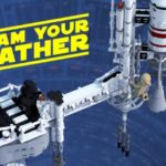 LEGO Ideas 'I Am Your Father' Star Wars set achieves 10,000 supporters to progress onto the Review Stage