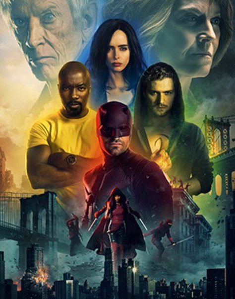 Netflix releases final trailer for Marvel's The Defenders