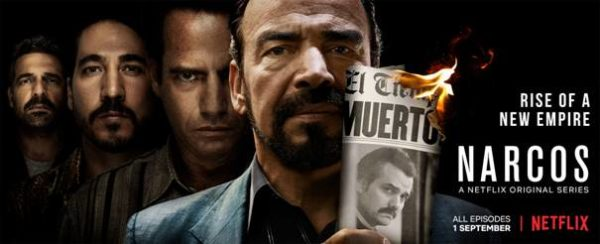 Image result for narcos season 3 poster