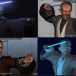 Star Wars Rebels featurette explores the duel between Obi-Wan Kenobi and Maul