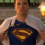 Tom Welling explains why he didn't wear the Superman suit in the Smallville finale