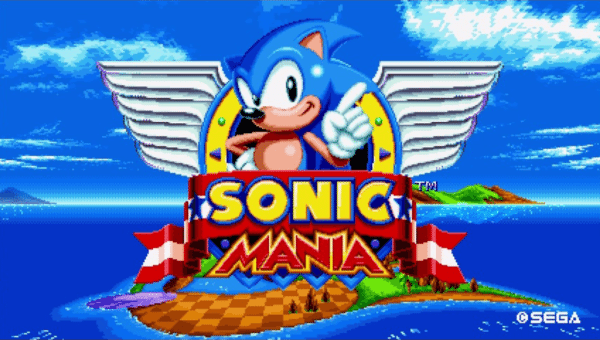 New Sonic Mania Launch Trailer Released