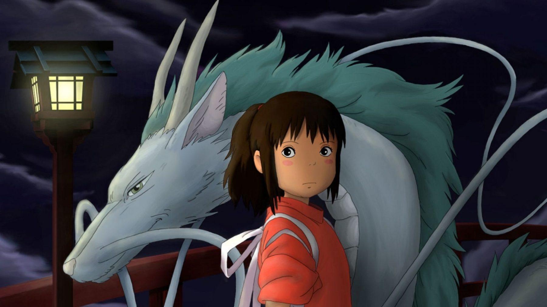 Hayao Miyazaki's Spirited Away comes to U.S. theaters this ...