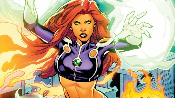 Legacy's Anna Diop Cast as Starfire in 'Teen Titans' Live-Action Series