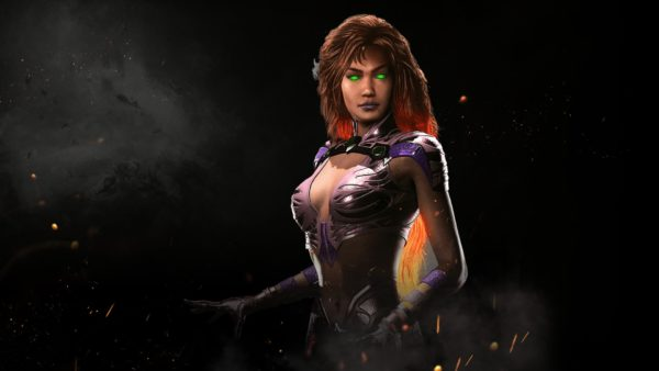 Teen Titan Starfire Joins the Injustice 2 Roster - Download Today