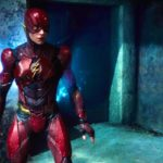 Justice League's Ezra Miller wasn't a fan of his Flash costume at first