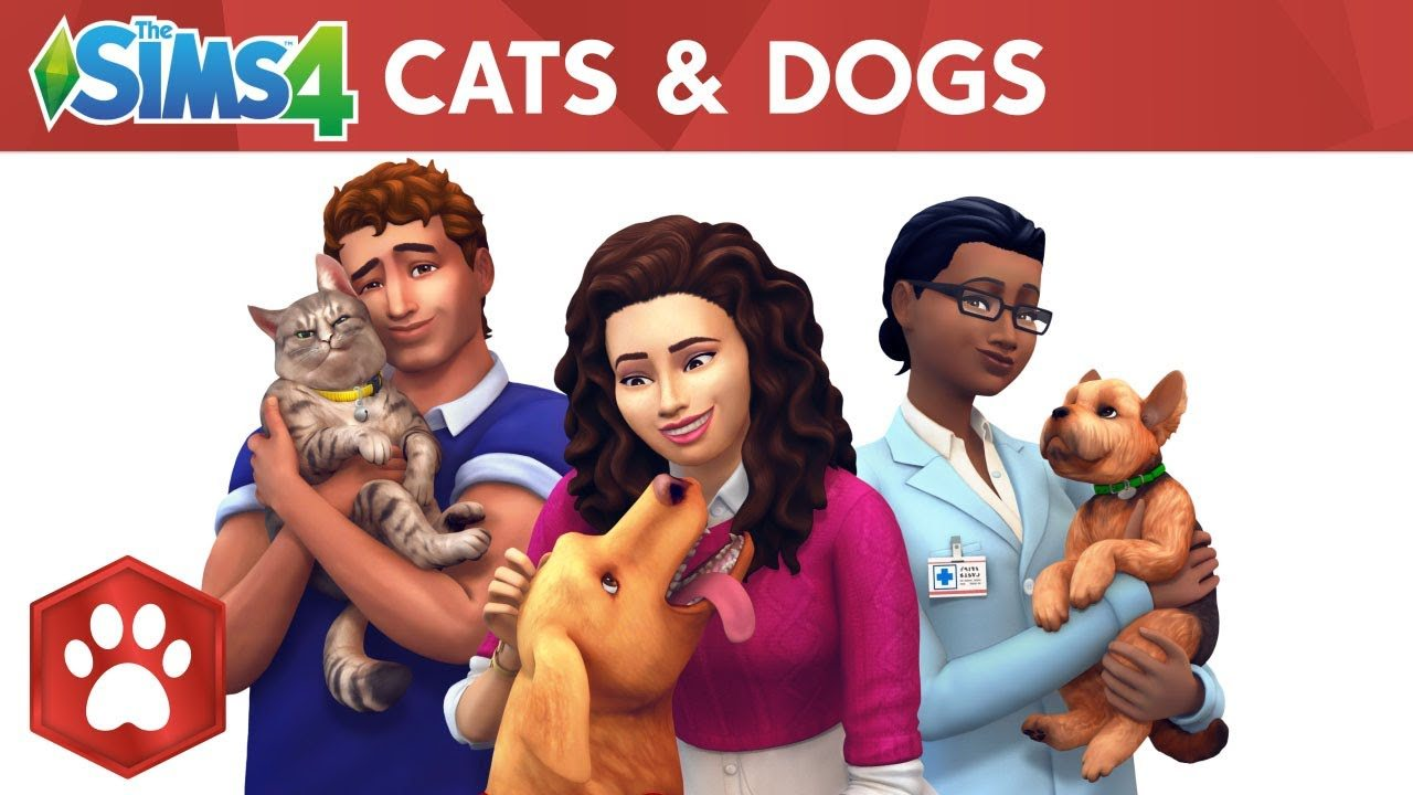 Youtube Sims  Cats And Dogs