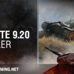 Update 9.2 for World of Tanks PC brings epic 30 v 30 battles