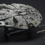Bandai Hobby's Perfect Grade Star Wars Millennium Falcon heading to New York Comic Con