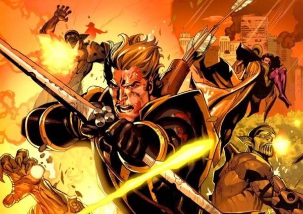 ROTD Hawkeye to take on the identity of Ronin in Avengers 4?