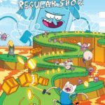 Preview of Adventure Time/Regular Show #2