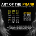 Watch an exclusive clip from documentary Art of the Prank
