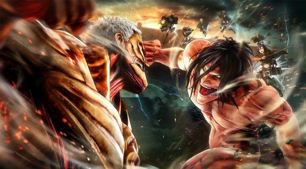 Attack On Titan 2 Bringing Havoc To Switch