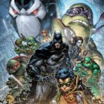 DC and IDW announce Batman/Teenage Mutant Ninja Turtles II