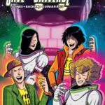 Preview of Bill & Ted Save the Universe #4