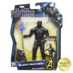 Marvel's Black Panther action figures offer first look at Killmonger's Golden Jaguar suit