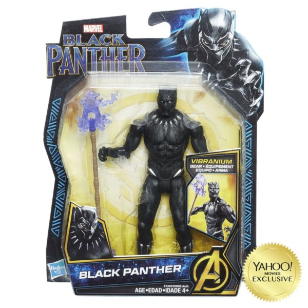 Marvel S Black Panther Action Figures Offer First Look At
