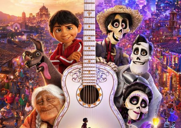 Poster for Coco revealed ahead of new trailer