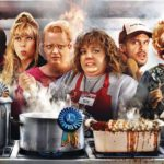 Poster and trailer for culinary comedy Cook Off!