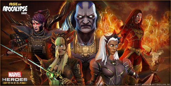 A new Age of Apocalypse comes to Marvel Heroes Omega