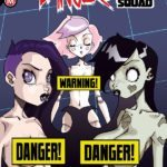 Preview of Danger Doll Squad #1