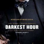 Two new posters for Darkest Hour featuring Gary Oldman as Winston Churchill