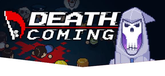 Death-Coming-Logo