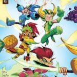 Preview of Fruit Ninja #1