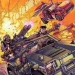 G.I. Joe battles V.E.N.O.M. in G.I. Joe: First Strike #1, check out a preview here