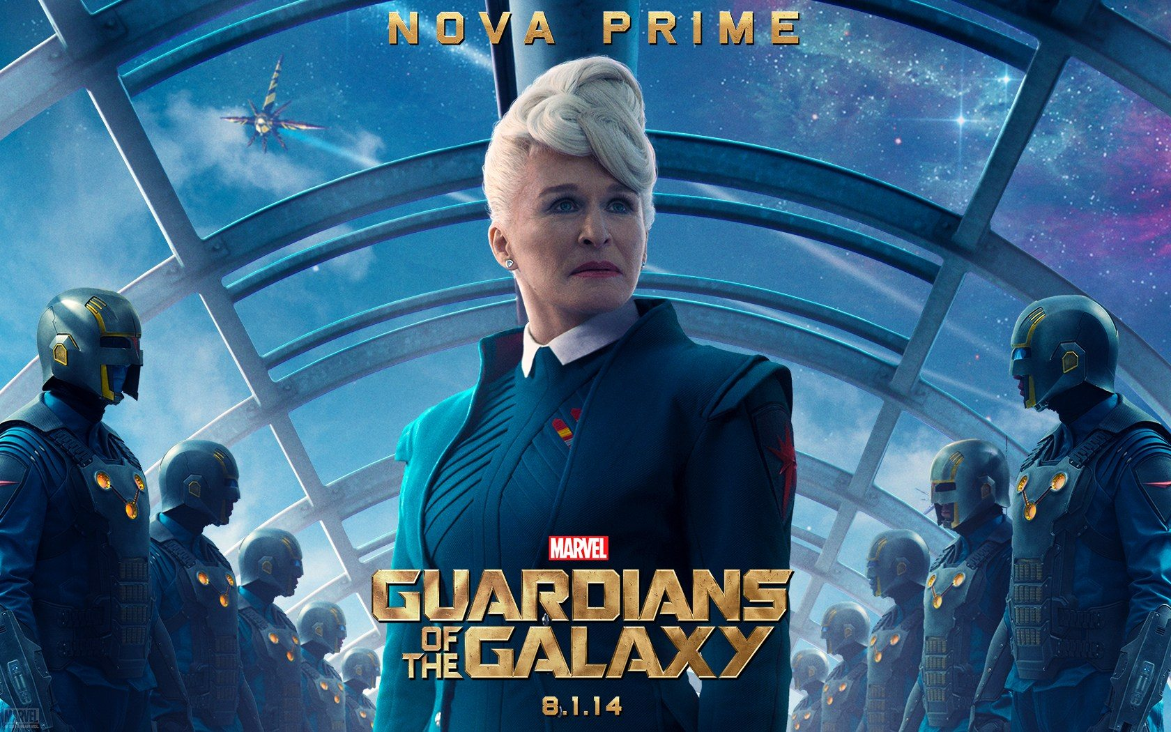 New York Prime >> James Gunn confirms that Glenn Close was cut from Guardians of the Galaxy Vol. 2