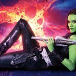 Guardians of the Galaxy Vol. 2 concept art features alternate Gamora design