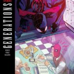 Preview of Marvel's Generations: The Spiders #1