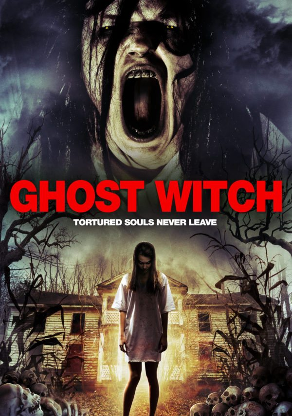 Horror film Ghost Witch hits VOD, watch the trailer here