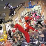 Preview of Go Go Power Rangers #3