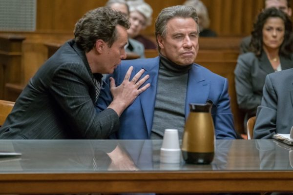 John Travolta Portrays Crime Boss 'Gotti' in Film's First Trailer